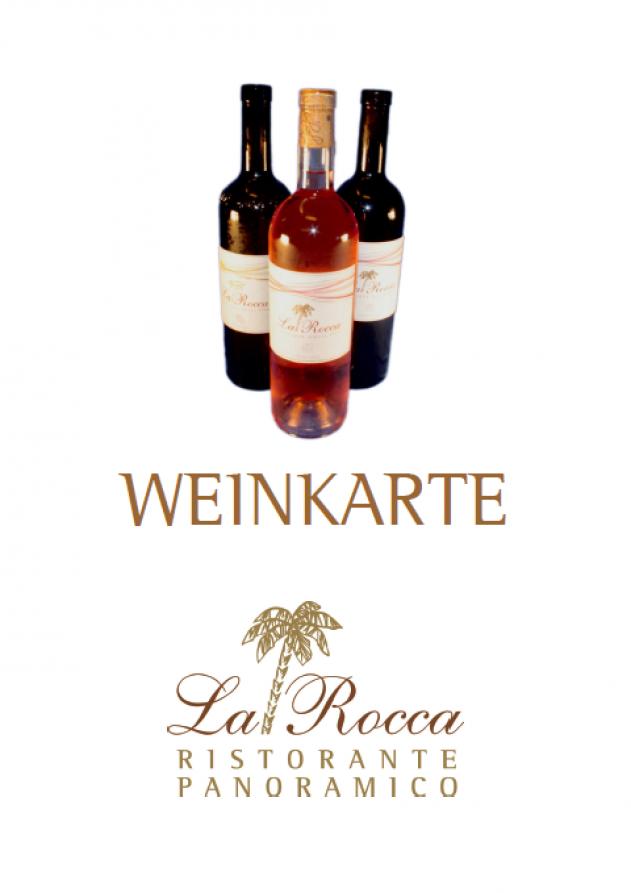 Carta vino - Weinkarte - Wine Menu - Vin Menu - Ristorante Panoramico - Ronco sopra Ascona